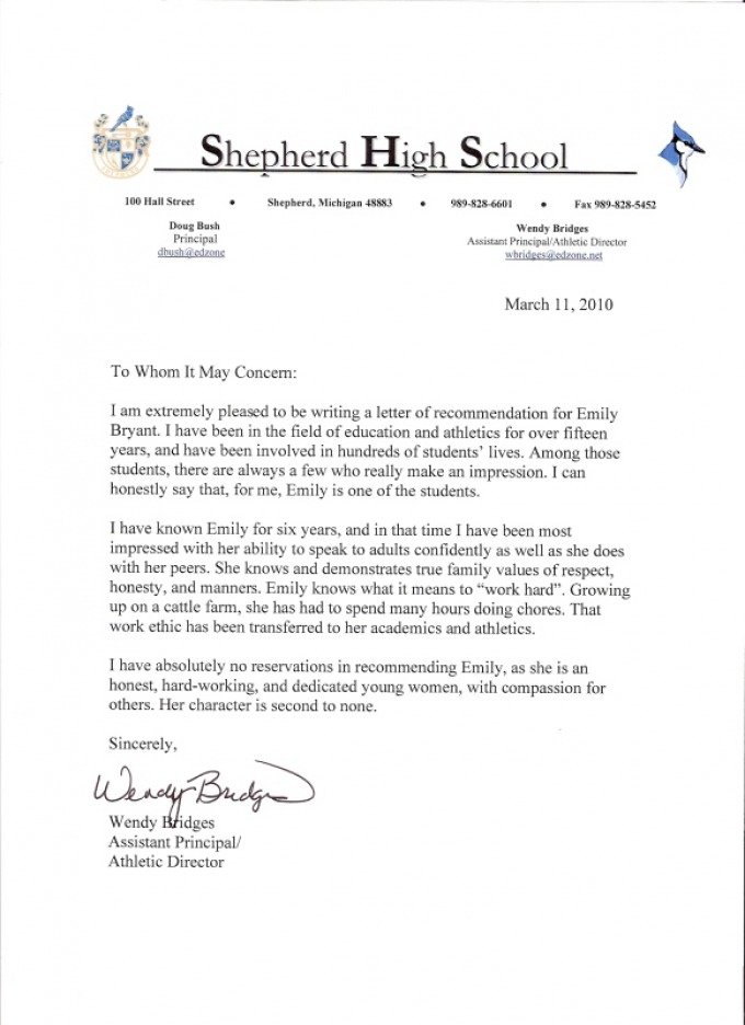 high school assistant principal cover letter Welcome to the 2015-2016 school year i trust everyone had a restful and rejuvenating summer and truly look forward to my first full year as assistant principal at nms.